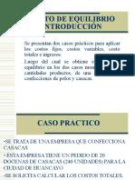 PUNTO DE EQUILIBRIO 2
