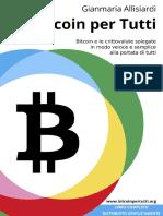 Bitcoin Per Tutti
