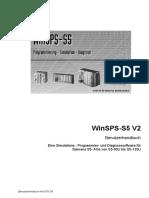 WinSPS S5 V2 Handbuch