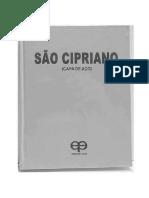 São Cipriano Capa de Aço - Editora Eco