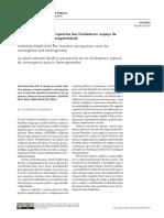 08 VIEIRA-DA-SILVA - A saúde coletiva na perspectiva dos fundadores espaço de convergência para Heterogeneidade