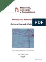 Introdução à Automação - Autómatos Programáveis Industriais - Estrutura e Funcionamento