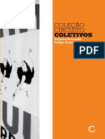 SCOVINO, Felipe; REZENDE, Renato. Coletivos (livro - primeiras páginas)