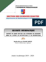Cours-Sécurité Info 2020