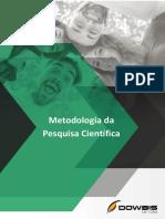1. Metodologia Da Pesquisa Científica