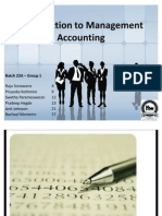 22A_Grp1_Introduction to Management Accounting
