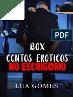 Box Contos Eroticos - Lua Gomes