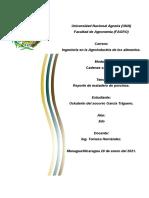 Descripción de las etapas para el sacrificio de porcinos y posterior comercialización