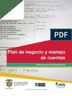 Manual Plan de Negocio y Manejo de Cuentas 2011