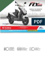 Manual de GarantíaY 125 -