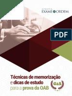 1576267444Tcnicas de Memorizao e Dicas de Estudos