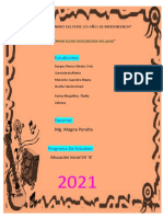 Proyecto de Aprendizaje 2021 - Listo