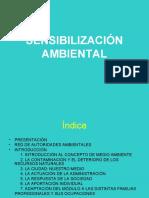 1.Modulo de sensibilización ambiental