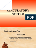 cardiovascular system review