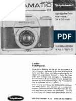 Voigtlander Bessamatic M-german