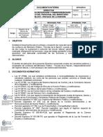 Directiva y Anexos