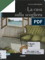 B1 C Medaglia La Casa Sulla Scogliera