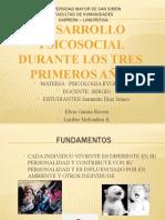 06-Grup 6 DESARROLLO PSICOSOCIAL TRES PRIMEROS AÑOS