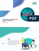 Arquiteto(a) de Machine Learning