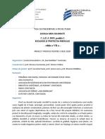 Regulament Proiect Scoala Mea Colorata 2019 2020 Fisa Inscriere