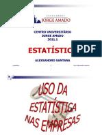 1. Introdução a Estatística - Turma PG1AN