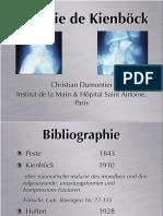 4-5 maladie de Kienbock (CD)