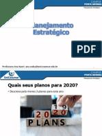 Aula 1 - Planejamento Estratégico