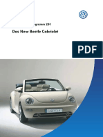 Ssp 281 Das New Beetle Cabriolet