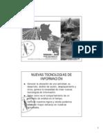 Sesion I - Sistemas de información geográfica.