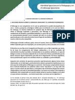 UNIDAD DE APRENDIZAJE N° 2- LIDERAZGO IGNACIANO Y EL LIDERAZGO REDÁRQUICO