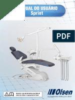 Cadeira Odonto Sprint