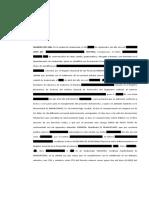 escritura de carta total de pago Udevipo