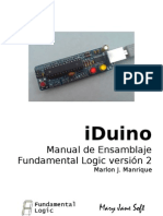 iDuino Fundamental Logic Ensamblaje