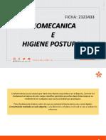 Biomecanica e Higiene Postural