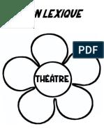 Mon Lexique Théâtre Stylorouge