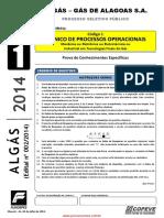 Técnico de Processos operacionais-2014--