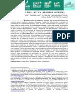David Hume Etica, Justica, Utilidade e Empirismo