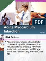 Acute Myocardium Infarction