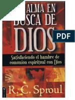Un Alma en Busca de Dios - R.C. Sproul