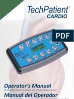 ECG Simulator Manual - Simulador de ECG