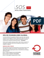 3 Pasos Evangelismo Personal