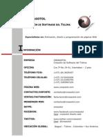 Creasotol - Diseño de páginas web