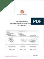 HB-SIG-PGSSO-CI-13 Procedimiento de Trabajos de Encofrado y Desencofrado