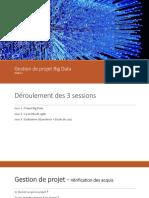 Master M2 Big Data - Conduite de Projet Big Data