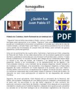Ficha 14 juan pablo II