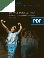 Burma's Longest War-Anatomy of the Karen Conflict