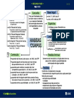 Mapa Mental Habeas Corpus