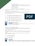 Contabilidade de Custos APOL 02 Uninter