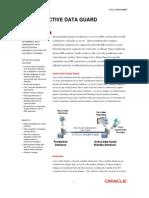 active-data-guard-11g-datasheet