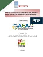 PA 7.42 Documento de Proyecto